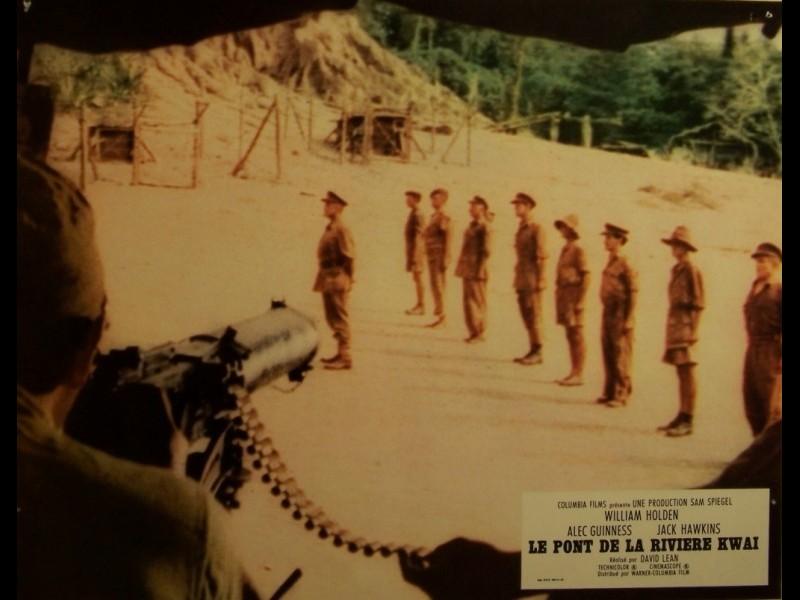 Photo du film PONT DE LA RIVIERE KWAI (LE) - THE BRIDGE ON THE RIVER KWAI