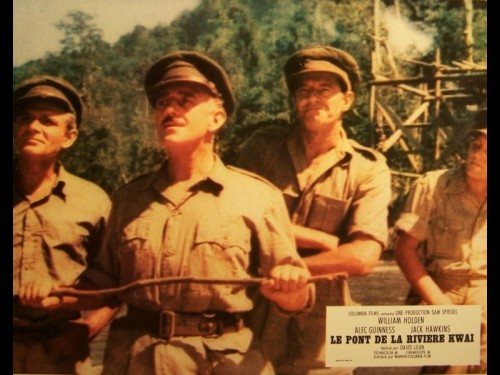 PONT DE LA RIVIERE KWAI (LE) - THE BRIDGE ON THE RIVER KWAI