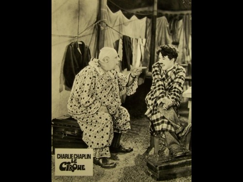 CIRQUE (LE) - THE CIRCUS