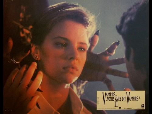 VAMPIRE VOUS AVEZ DIT VAMPIRE 2 - FRIGHT NIGHT 2