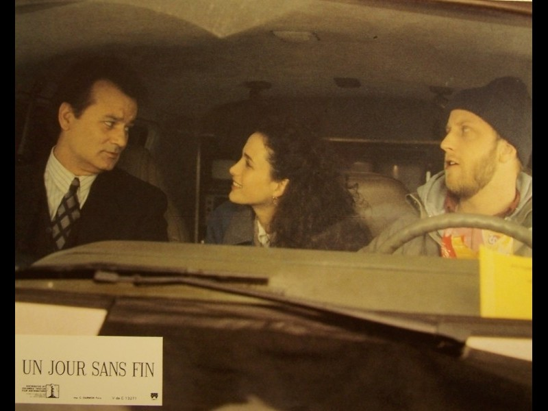 Photo du film JOUR SANS FIN (UN) - GROUNDHOG DAY