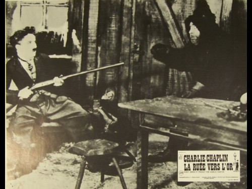 RUÉE VERS L'OR (LA) - THE GOLD RUSH