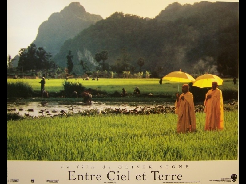 Photo du film ENTRE CIEL ET TERRE - HEAVEN AND HEARTH