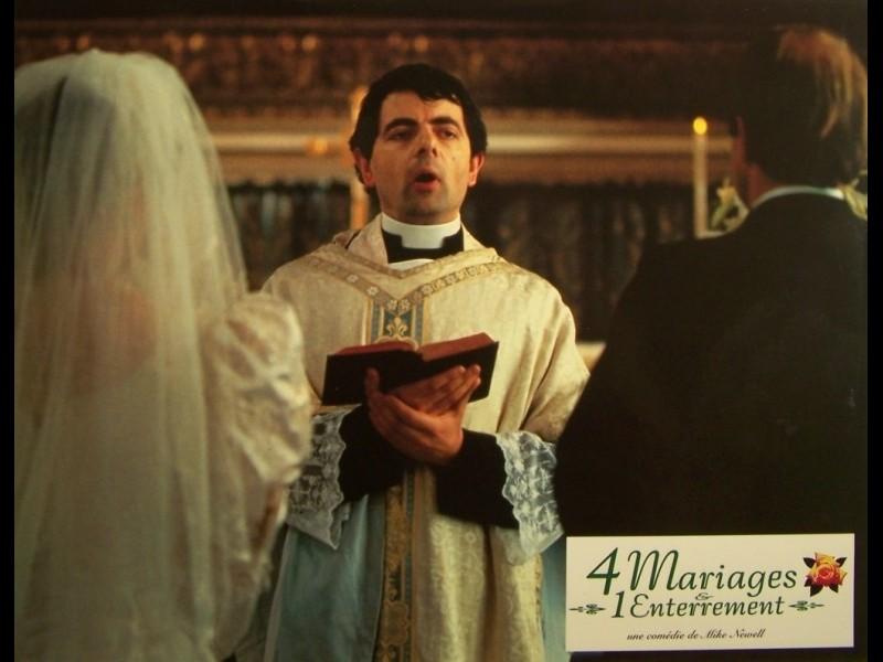 Photo du film 4 MARIAGES ET UN ENTERREMENT - FOUR WEDDINGS AND A FUNERAL