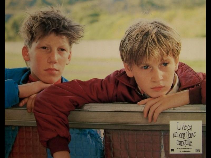 Photo du film VIE EST UN LONG FLEUVE TRANQUILLE (LA)