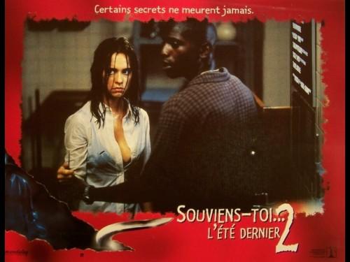 SOUVIENS TOI L'ÉTÉ DERNIER 2 - I STILL KNOW WHAT YOU DID LAST SUMMER