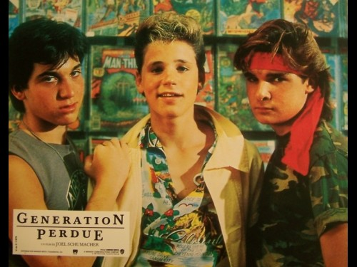 GENERATION PERDUE - THE LOST BOYS