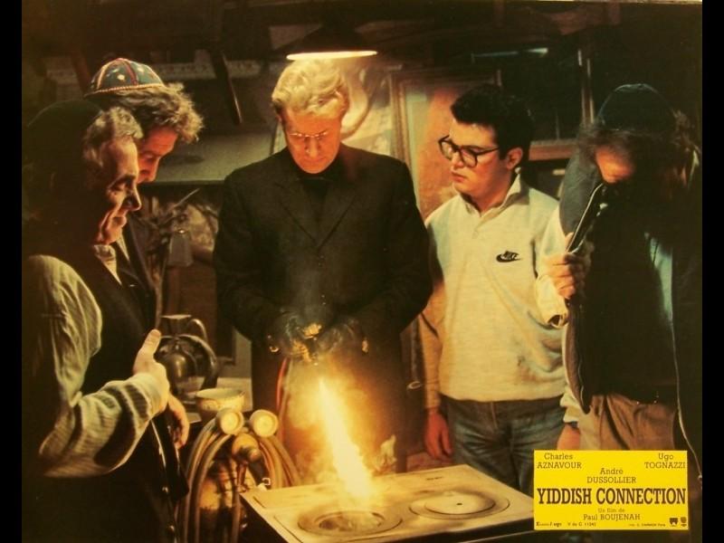 Photo du film YIDDISH CONNECTION