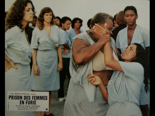 PRISON DES FEMMES EN FURIE - FEMINE IN FUGA