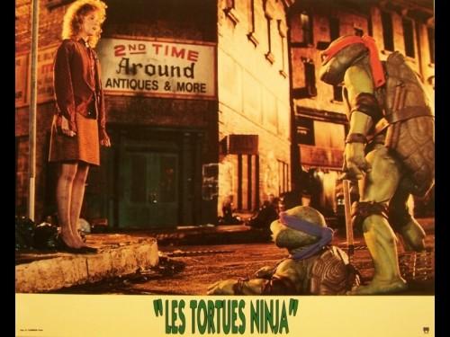 TORTUES NINJA (LES) - TEENAGE MUTANT NINJA