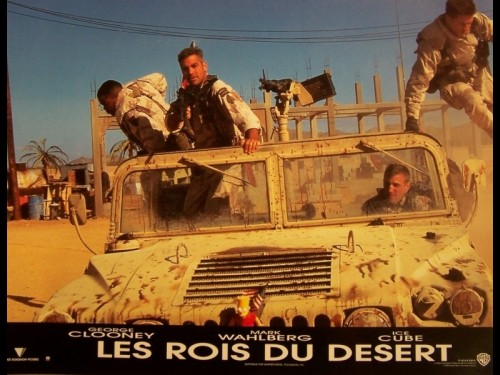 ROIS DU DESERT (LES) - THREE KINGS