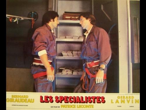 SPECIALISTES (LES)