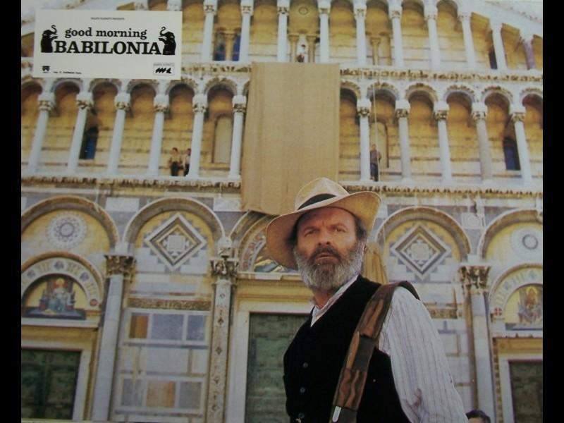 Photo du film GOOD MORNING BABILONIA