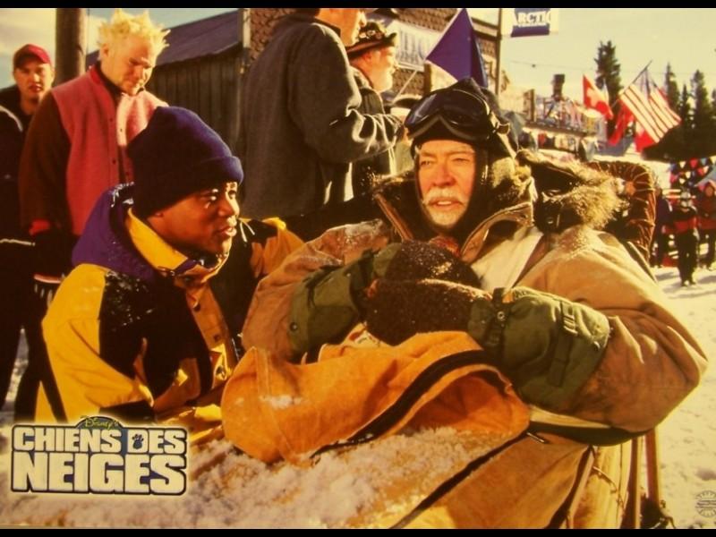 Photo du film CHIENS DES NEIGES - SNOW DOGS