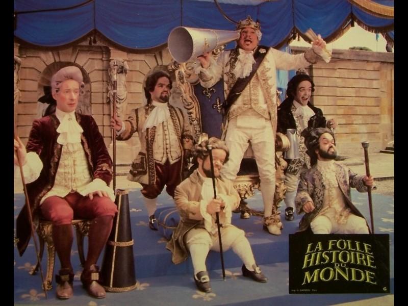 Photo du film FOLLE HISTOIRE DU MONDE (LA) - HISTORY OF THE WORLD