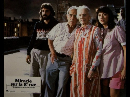MIRACLE SUR LA 34E RUE - MIRACLE ON 34TH STREET