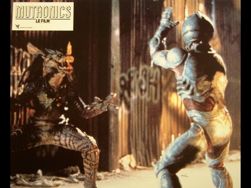 Photo du film MUTRONICS - THE GUYVER
