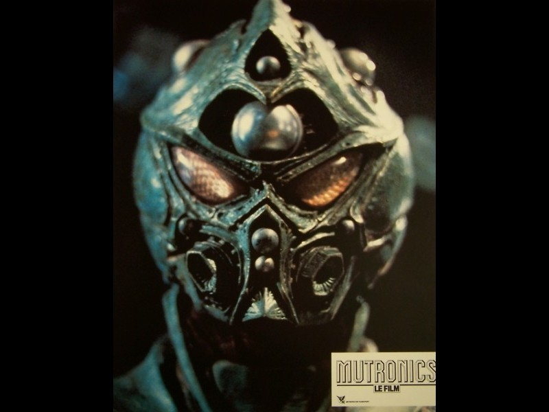Photo du film MUTRONICS - THE GUYVER
