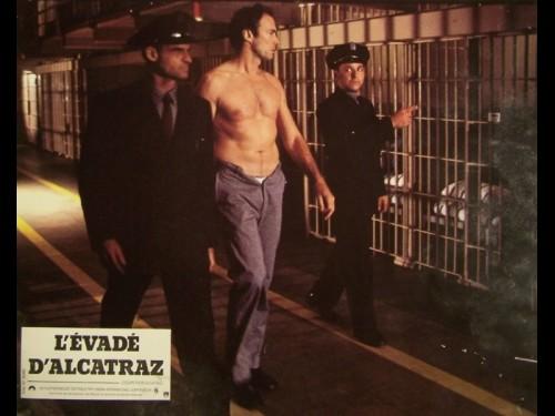 EVADE D'ALCATRAZ (L') - ESCAPE FROM ALCATRAZ