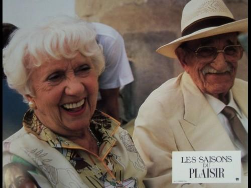 SAISONS DU PLAISIR (LES)