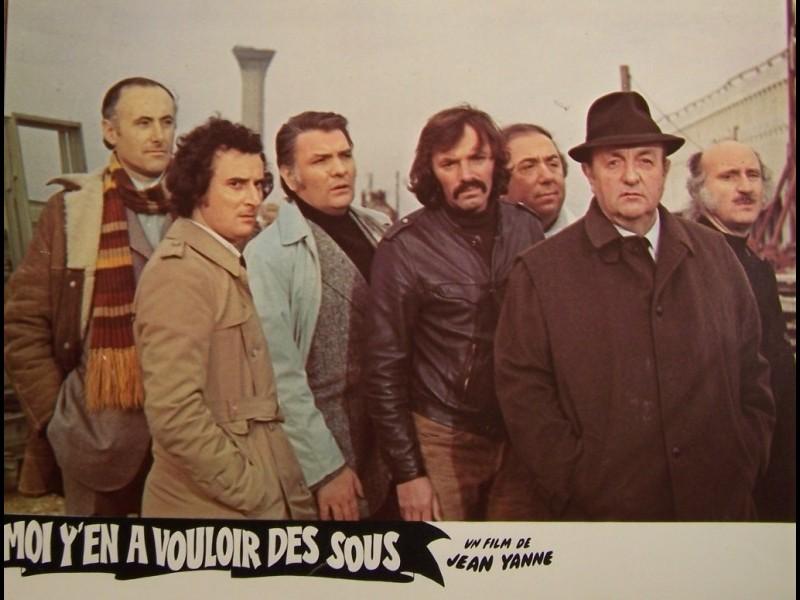 Photo du film MOI Y'EN A VOULOIR DES SOUS