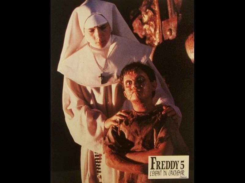 Photo du film FREDDY 5 - A NIGHTMARE ON ELM STREET - PART 5 : THE DREAM CHILD