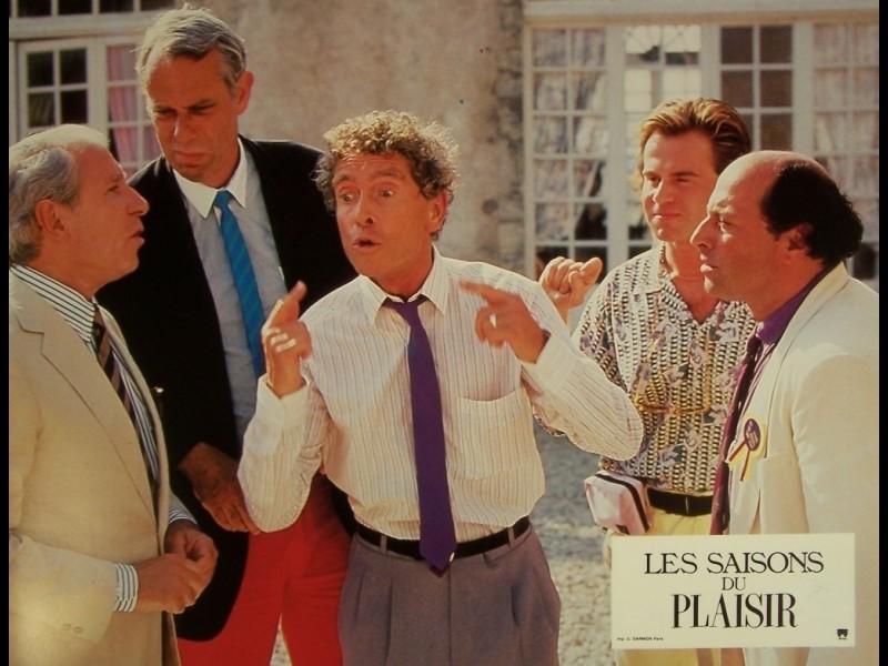 Photo du film SAISONS DU PLAISIR (LES)