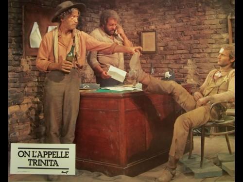 ON L'APPELLE TRINITA - LO CHIAMAVANO TRINITA