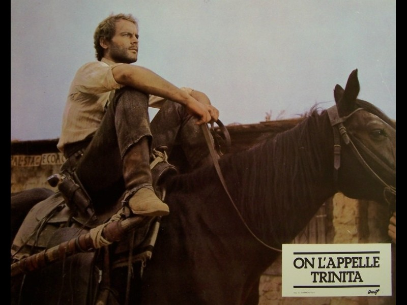Photo du film ON L'APPELLE TRINITA - LO CHIAMAVANO TRINITA