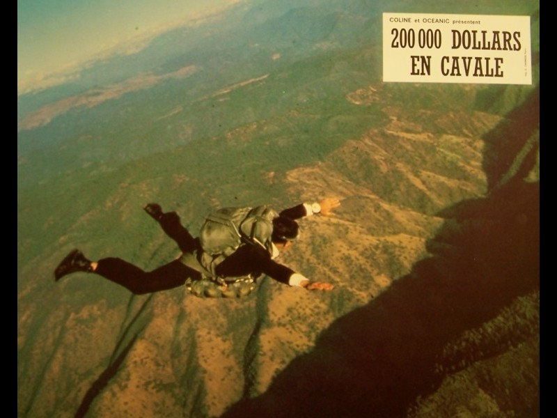 Photo du film 200 000 DOLLARS EN CAVALE - THE PURSUIT OF D.B. COOPER