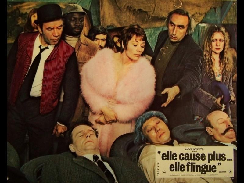 Photo du film ELLE CAUSE PLUS, ELLE FLINGUE