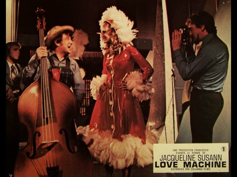 Photo du film THE LOVE MACHINE