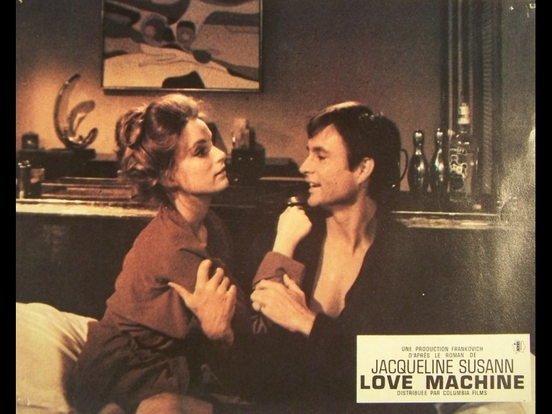Photo du film THE LOVE MACHINE