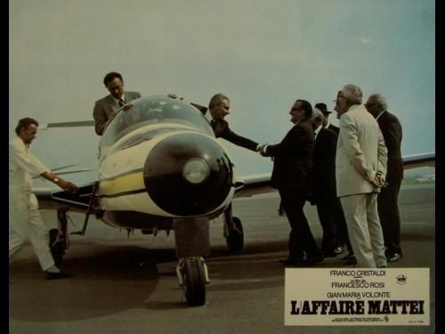 AFFAIRE MATTEI (L') - IL CASO MATTEI
