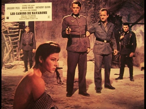 CANONS DE NAVARONNE (LES) - THE GUNS OF NAVARONE