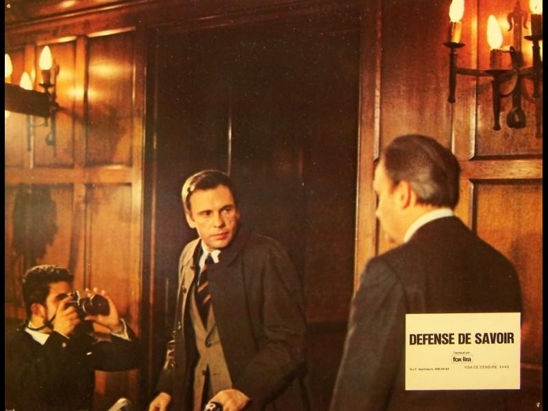 Photo du film DÉFENSE DE SAVOIR