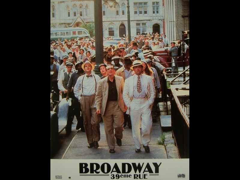 Photo du film BROADWAY 39EME RUE - CRADLE WILL ROCK