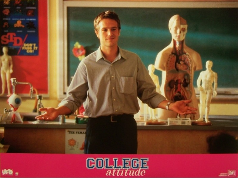 Photo du film COLLEGE ATTITUDE - NEVER BEEN KISSED