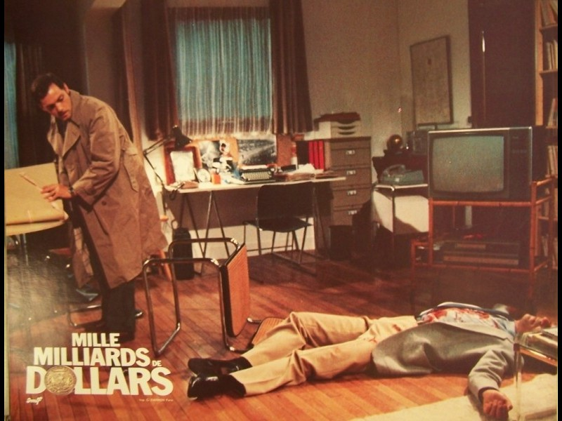 Photo du film MILLE MILLIARD DE DOLLARS