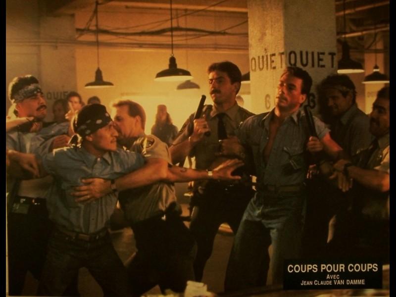 Photo du film COUPS POUR COUPS - DEATH WARRANT