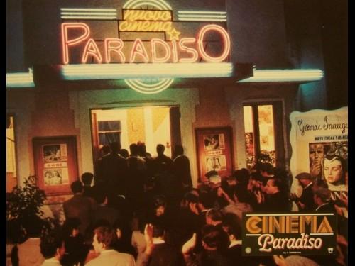 CINEMA PARADISO - NUOVO CINEMA PARADISO