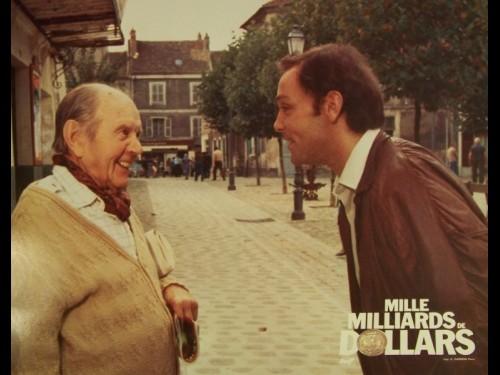 MILLE MILLIARD DE DOLLARS