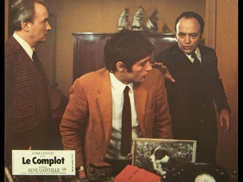 Photo du film COMPLOT (LE)