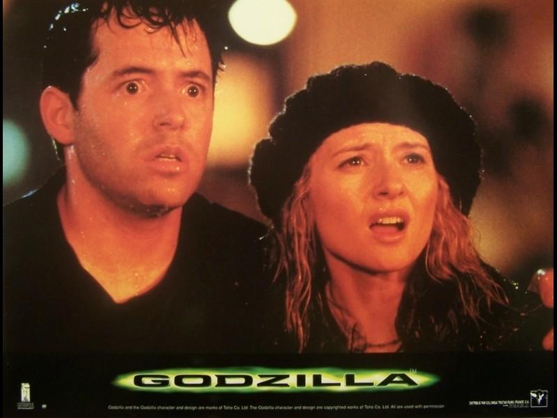 Photo du film GODZILLA