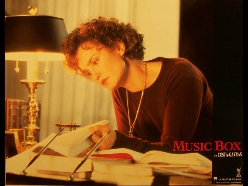 Photo du film MUSIC BOX