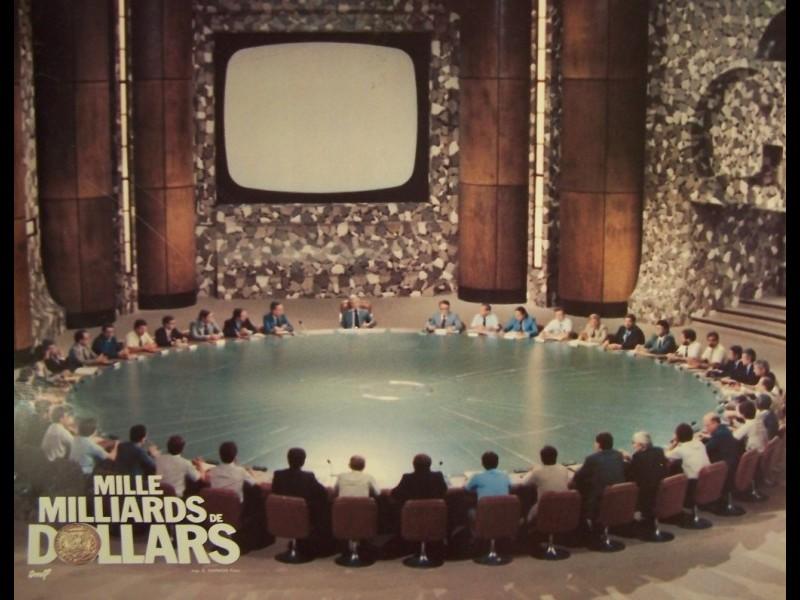 Photo du film MILLE MILLIARD DE DOLLARS