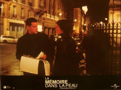MÉMOIRE DANS LA PEAU (LA) - THE BOURNE IDENTITY