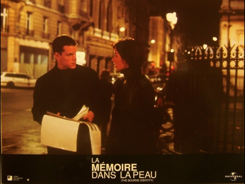 Photo du film MÉMOIRE DANS LA PEAU (LA) - THE BOURNE IDENTITY