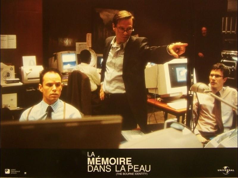 Photo du film MÉMOIRE DANS LA PEAU (LA) - THE BOURNE IDENTITY