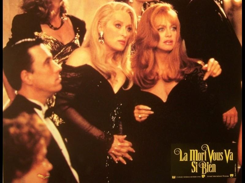 Photo du film MORT VOUS VA SI BIEN (LA) - DEATH BECOMES HER